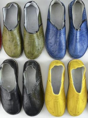 Berber Moroccan Slippers